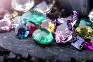 Gemstones. Hidden Meanings and Powers